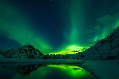 iceland northern lights tour 7 reasons why the best time to visit iceland is the