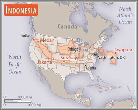 indonesia geography  cia world factbook