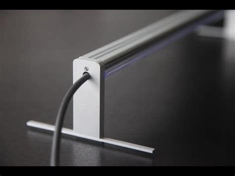 led beleuchtung f 252 rs nanoquarium selber bauen youtube