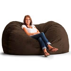 100 large bean bag chair memory foam