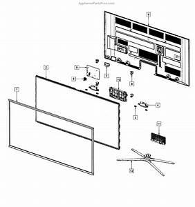 Parts For Samsung Pn64f5300afxza