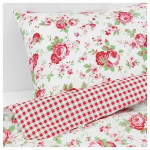 Ikea Bettwäsche 220x240 : rosali bettw scheset 2teilig 140x20080x80 cm ikea von ikea bettw sche biber photo haus design ~ Watch28wear.com Haus und Dekorationen