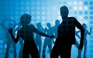 Silhouette of People Dancing | LIFESTYLE