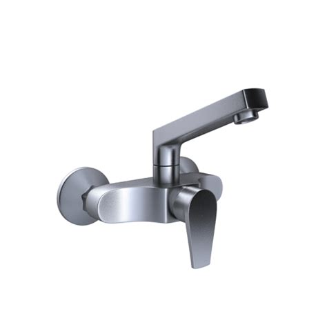 buy element single lever sink mixer wall mounted