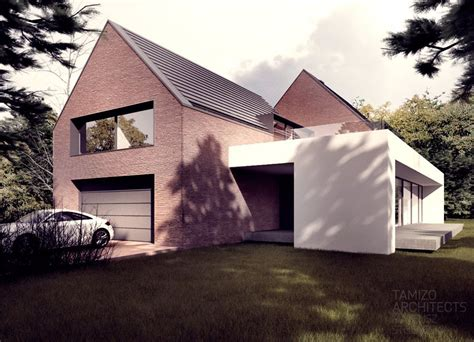 Haus Negativ by Negativ Architektur Haus Architektur Haus Bauen