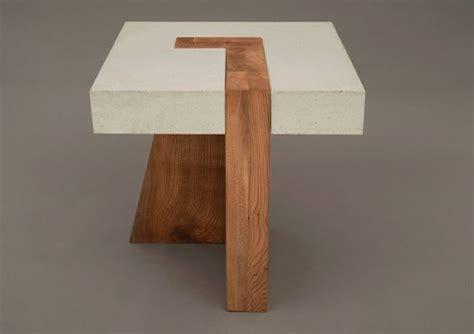 design idee originell wohnzimmer beistelltisch design