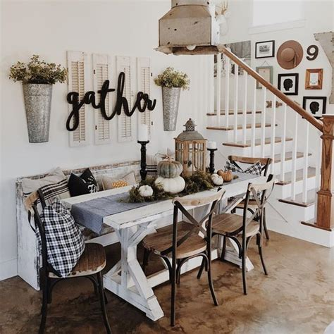 beautiful rustic farmhouse decor ideas