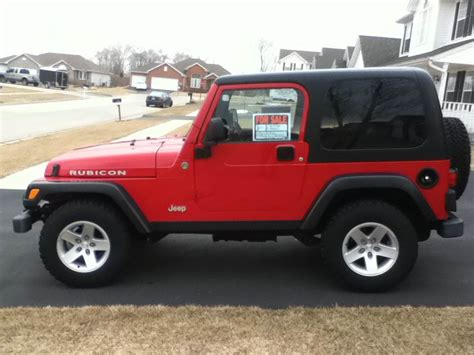 2005 Jeep Wrangler Reviews by 2005 Jeep Wrangler Rubicon News Reviews Msrp Ratings