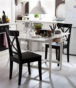 Ikea Petite Table : mesas de cocina baratas de ikea redondas extensibles y de pared la tienda sueca ~ Teatrodelosmanantiales.com Idées de Décoration