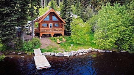 beaver lake cabins beaver lake mountain resort cabins cing rv at