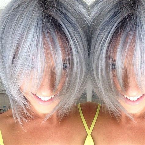 grey toner wella hair pinterest creative grey