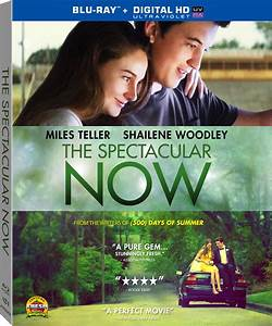 The_Spectacular_Now_Blu_Cover | Cinema Deviant