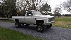 1987 Chevy Pickup K20 4x4 3  4ton Fuel Injection 4 Speed