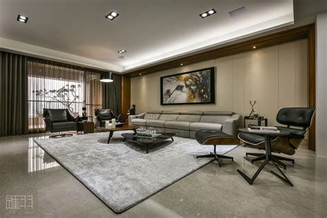 Interior Design Apartment by Wood And Earthy Colour Palette Modern Apartment By
