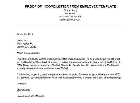 concern letter format  employee address