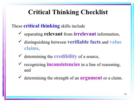 How To Write Critical Thinking Skills In Resume by Critical Thinking Skills Include Critical Thinking Skills You Need