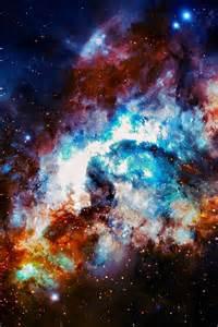 Outer Space God Nebula