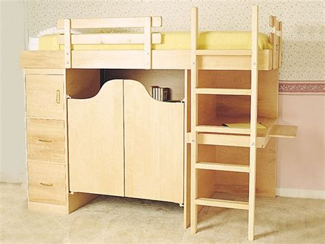 indoor furniture plans    bunk bed plan