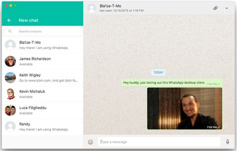 whatsapp introduces new desktop app for mac imore