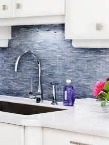 Blue Kitchen Tile Backsplash Self Adhesive Backsplash Tiles Hgtv