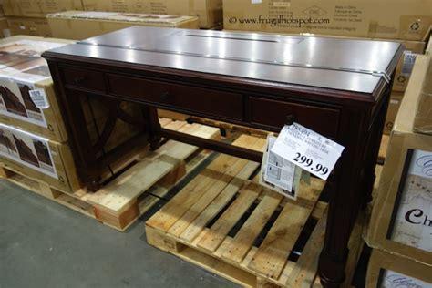 costco desks for sale costco universal furniture cheyenne writing desk frugal