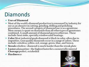 Diamond Ideas: real industrial uses of diamonds What Do We ...