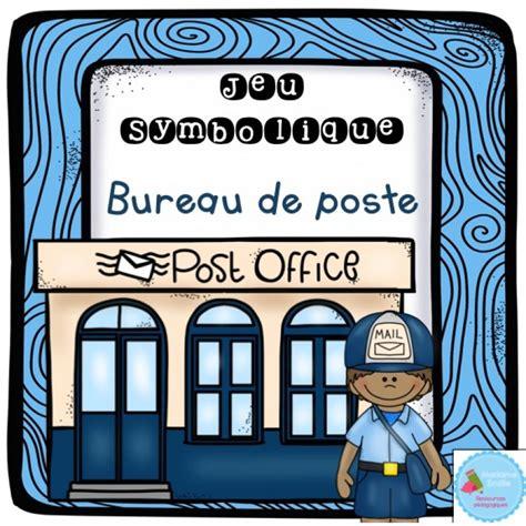 bureau de poste pessac au bureau de poste jeu symbolique