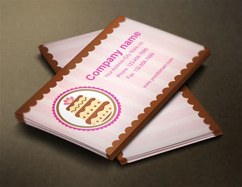 Bakery Business Cards On Behance Business Card Printing Orlando Creative Materials Kempton Park Template For Construction Worker Sydney Cheap Cutting Machine In Kenya Stuck Cd Player Usa