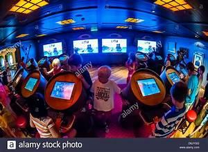 Oceaneer Club (kid's club) on the new Disney Dream cruise ...