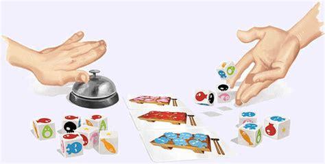 jeux de cuisine sushi sushi dice jeu de société chez jeux de nim