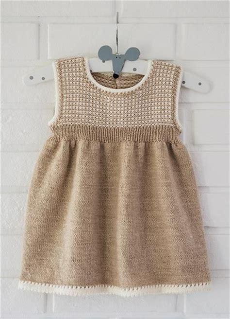 Dress Baby Angsa modell 8 ropa ni 209 os patterns knits and