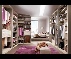 dix modeles de dressing femmesplus With modele de maison en u 7 dressing