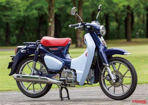 Honda Cub C125 Image by 2nd Series 2018 Test Drive Impression Of The New