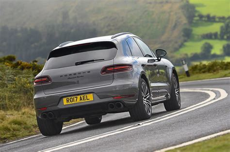 The body has five doors and five seats. Porsche Macan Turbo Review (2019) | Autocar