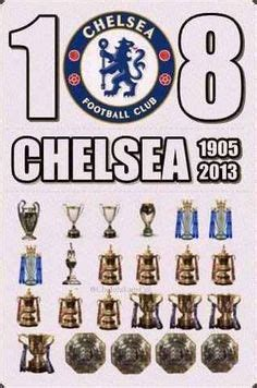 Chelsea Fc Trophies List