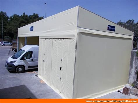 capannoni in pvc usati copritutto capannoni mobili in telo pvc