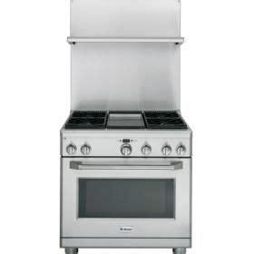 ge monogram professional   adjustable backsplash  warming shelf monogram