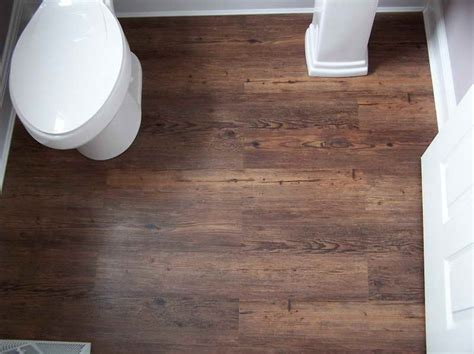 vinyl plank flooring toilet how to lay vinyl plank flooring in a bathroom thefloors co