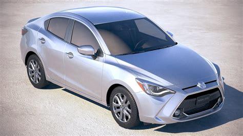 2019 Toyota Yaris by Toyota Yaris Sedan 2019