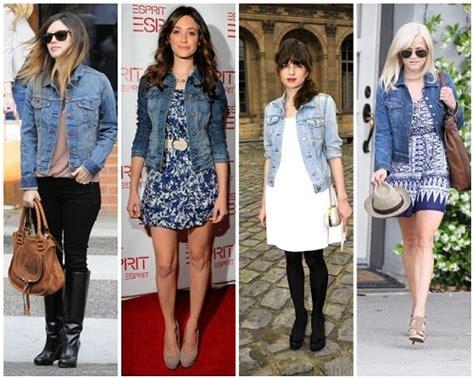1000+ images about little denim jacket on Pinterest | Denim jackets Cameron diaz and Jean ...