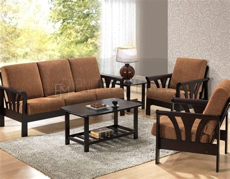 Sofa Set For Home by Yg310 Wooden Sofa Set Home Office Furniture Philippines