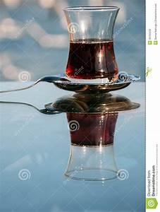 A (half Full) Glass Of Tea Stock Photos - Image: 30150433