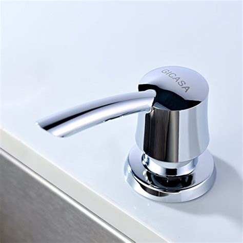 built in soap dispenser for kitchen sink gicasa bathroom kitchen sink built in soap dispenser 9780