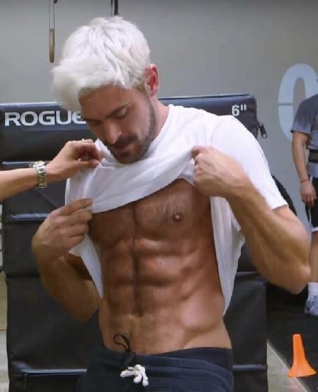 foto de Alexis Superfan's Shirtless Male Celebs: Zac Efron