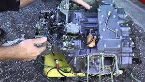 How To Disable  Bypass A 2 Stroke Outboard Oil Injection