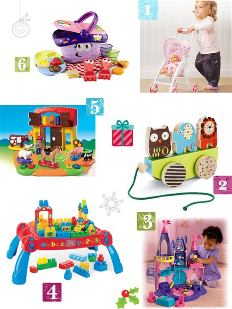 holiday gift ideas for kids 18 months