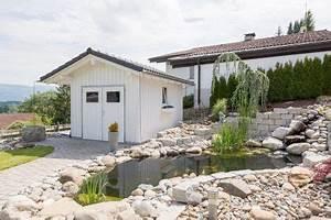 Teichumrandung Aus Stein : teichrand gestalten tipps von meister meister ~ Yasmunasinghe.com Haus und Dekorationen