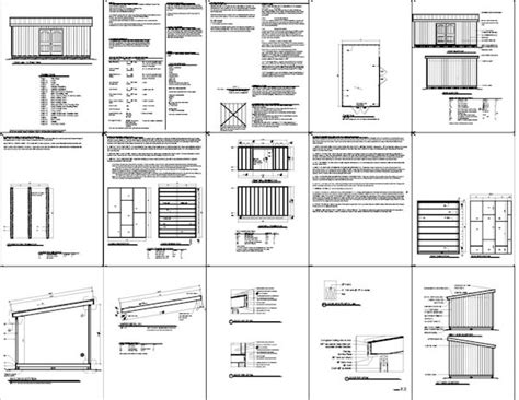 shed plans    build diy