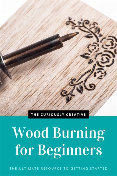 woodburning  beginners  curiously creative