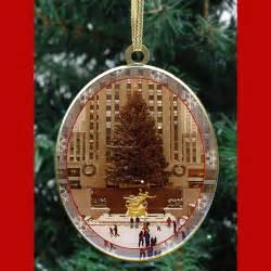 new york christmas trees christmas ornaments gift set ny christmas gifts